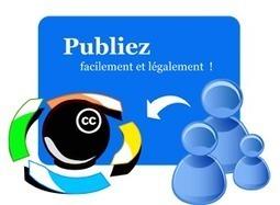 Publiez facilement et légalement avec les licences Creative Commons | TICE, Web 2.0, logiciels libres | Scoop.it