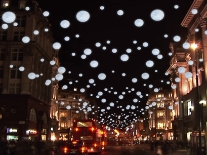 Castros wins £1.2m Oxford Street Christmas lights tender | News | Design Week | Branding a Brand | Scoop.it