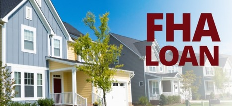 FHA government home loans bad credit