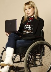 Yulia Simonova: Making Russia's Disabled Less Invisible ... | Differently Abled and Our Glorious Gadgets | Scoop.it