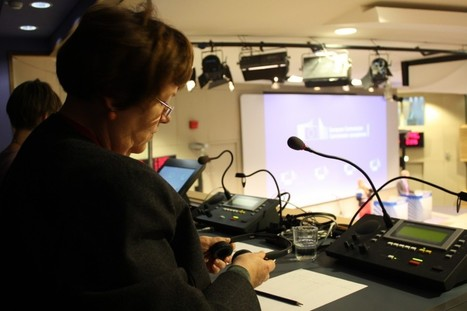 Interpreters increasingly insignificant in EU | Europe in the World | On Interpreting | Scoop.it