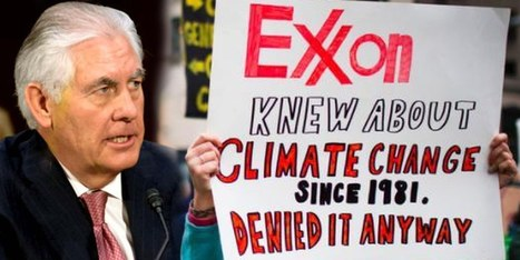 Exxon Ordered to Fork Over 40 Years of Climate Research | Farming, Forests, Water, Fishing and Environment | Scoop.it