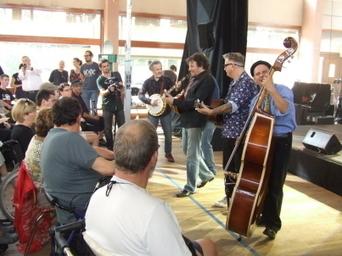 Sanseverino a offert un concert aux patients et au personnel | Hospices Civils de Lyon | Scoop.it
