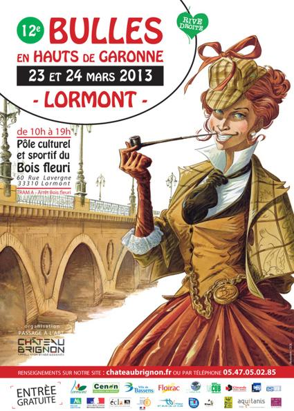 Agenda : festival BD Bulles en haut de Garonne | Veille sur la bande dessinée pour tous | Scoop.it