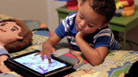 Smartphones, iPads okay for developing children, with guidance | Anytime Anywhere Learning | Scoop.it