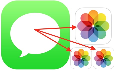 How to Save Photos from Messages on iPhone and iPad | iPads, MakerEd and More  in Education | Scoop.it