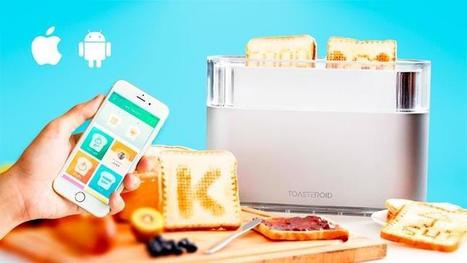 Toasteroid : le petit-déjeuner ne sera plus jamais pareil | Créativité, Innovation et Prospective | Scoop.it