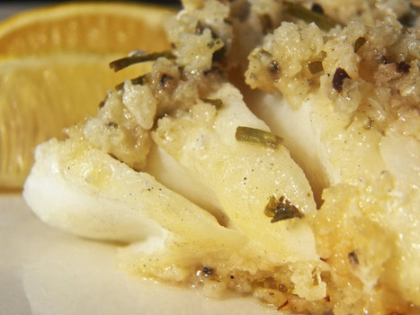 Grilled Salted Cod - Baccala alla Griglia | As You Want Dishes | Scoop.it
