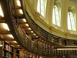 Libraries Through the Ages–Part I | The Sheridan Libraries Blog | Bibliofuture | Scoop.it