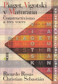 Piaget, Vigotski y Maturana. Constructivismo a tres voces (PDF) | Tecnología Educativa e Innovación | Scoop.it