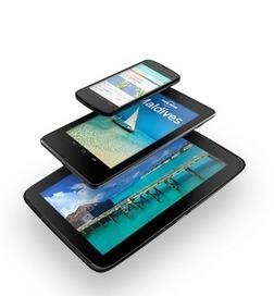 Google dévoile sa nouvelle gamme d'appareils Nexus et Android 4.2 | Mobinautes | Scoop.it