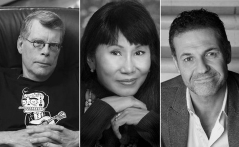 How to Write: A Year in Advice from Franzen, King, Hosseini, and More   Writing Tools   Scoop.it