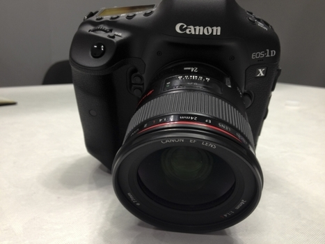 Behind the Curtain with the Canon EOS-1D X | Pixiq | Video For Real Estate | Scoop.it