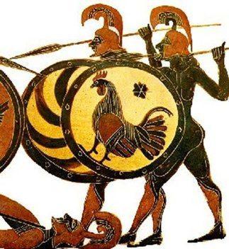 Las razones de la enemistad entre Atenas y Esparta   historian: science and earth   Scoop.it