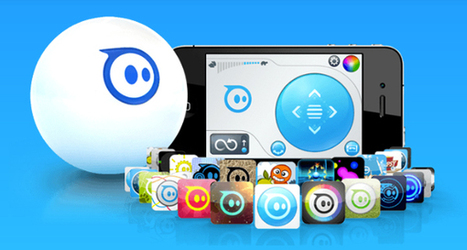 Check Out Sphero's Augmented Reality Games   iPads in Education Daily   Scoop.it