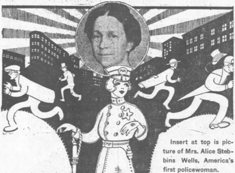 Marie Connolly Owens, America's First Female Police Officer | Business News & Finance | Scoop.it