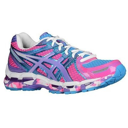 ASICS Women's Gel Kayano 19 Running Shoe (7 B(M