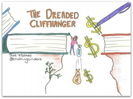 The Dreaded Cliff-Hanger | Crushingcinders | What's up 4 school librarians | Scoop.it