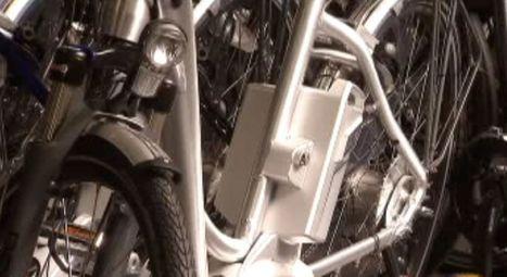 Fun et novateur: le vélo électrique a la cote auprès des Belges - RTBF | Des yeux sur le deux-roues | Scoop.it
