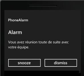Créer une application alarme pour Windows Phone 7Mango | Les applications mobiles | Scoop.it