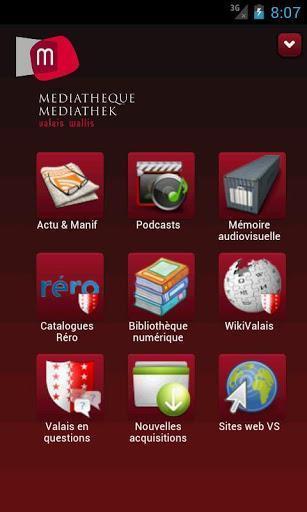 Une appli Médiathèque ! | Communiquer en médiathèque | Scoop.it