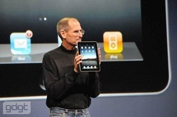 3 Years Ago Today Steve Jobs Unveiled a Giant iPod Touch | iPad Insight | iPads in Education Daily | Scoop.it