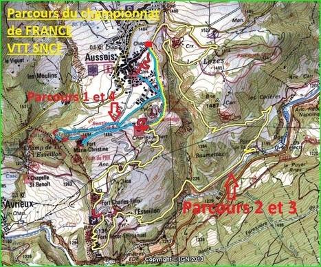 Championnat de France VTT de la SNCF   Aussois   Scoop.it