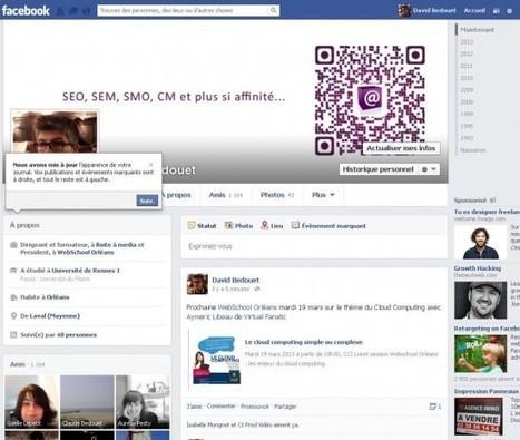 [Facebook] 6 nouveautés Facebook que vous devez connaître   Communication - Marketing - Web_Mode Pause   Scoop.it