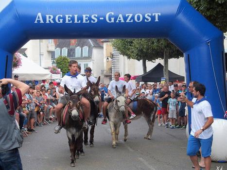 ARGELES-GAZOST a fêté la TRANSHUMANCE , ce dimanche 10 juillet avec succès - [Site d'informations indépendant, sur les communes des Hautes Vallées des Gaves dans le 65]   Revue de presse de la Vallée d'Argelès-gazost   Scoop.it