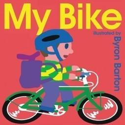 My Bike - The Horn Book | All Things Caldecott | Scoop.it