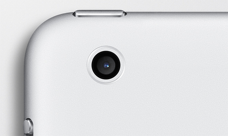 Apple's 'iPad 5' and 'iPad mini 2' to sport iPhone-quality 8MP cameras, Sony to supply sensors | The Crasy, The Misfits, The Dreamers, | Scoop.it