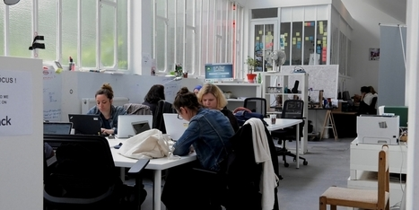Simplon.co, la fabrique sociale du numérique inclusif | fpc : éducation, emploi, formation | Scoop.it