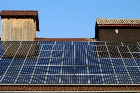 Le marché du solaire enregistre une croissance de 175 % en 2014 | Développement durable en France | Scoop.it