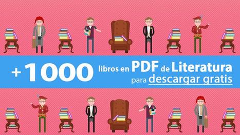 +1000 libros en PDF de dominio público de Literatura | Recursos para el aula | Scoop.it