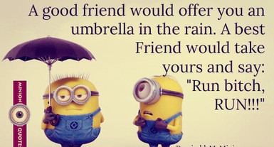 20 Funniest Minions Friendship Quotes Collection