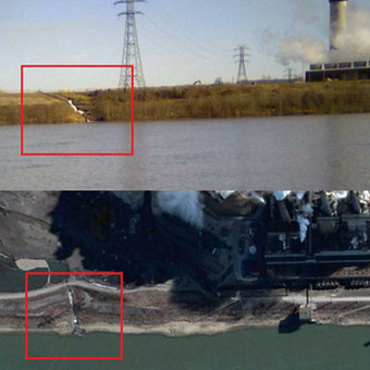 Hidden Camera Exposes KY Utility Company Dumping Toxic Coal Ash - Ring Of Fire Radio: Robert Kennedy Jr, Mike Papantonio and Sam Seder | Sins against nature | Scoop.it