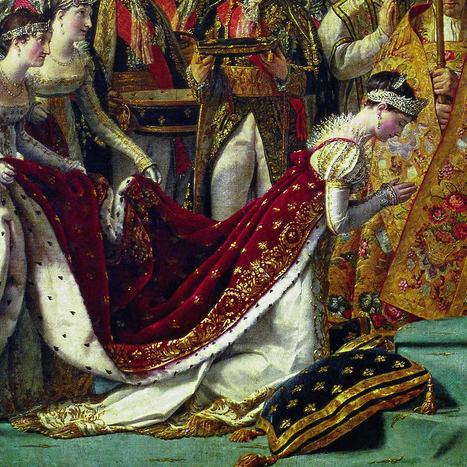 David: Le sacre de Napoléon | Histoire des arts à Orlinde | Scoop.it