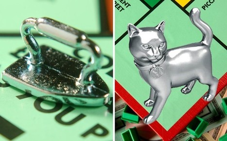 Monopoly fans vote to add a cat and eliminate iron token from game | No Such Thing As The News | Scoop.it