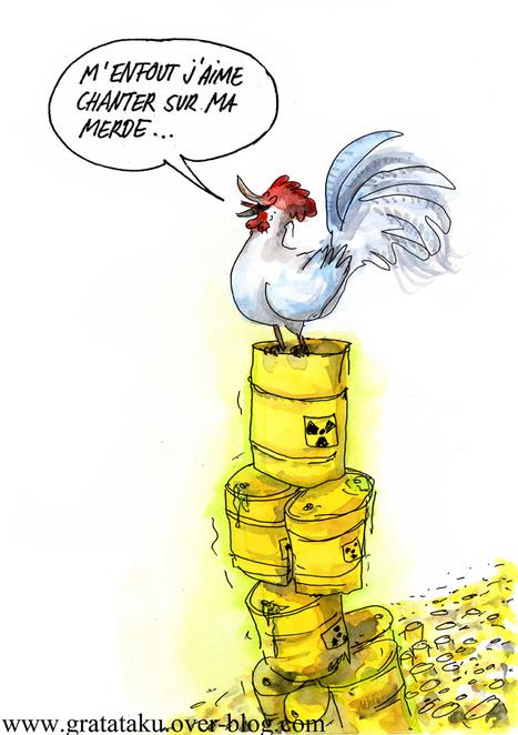 """Résultat de recherche d'images pour """"déchets radioactifs caricature"""""""