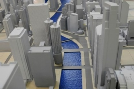 3ders.org - 3D printed Chicago: See the city as you've never seen it before | 3D Printer News & 3D Printing News | 3D Printing Insight | Scoop.it