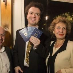 Top pianist takes Israeli citizenship | Njewspaper©nLine™ | Scoop.it