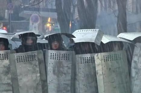 Ukraine : géolocalisés, les manifestants reçoivent des menaces par SMS | WE DEMAIN. Une revue, un site, une communauté pour changer d'époque | Scoop.it