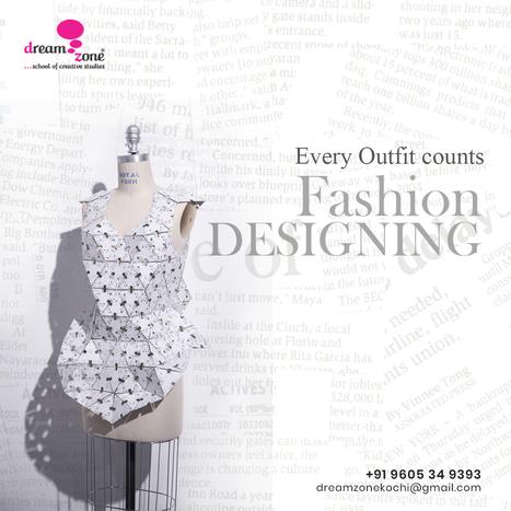 Fashion Design Courses In Kochi Dreamzonekoch
