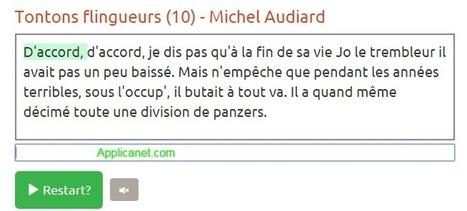 J'apprends la saisie sur clavier (en Français) | Applications du Net | Scoop.it