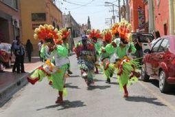 El Diario de Coahuila - Hablan de la Danza Tlaxcalteca del Ojo de Agua   BAILES MEXICANOS   Scoop.it