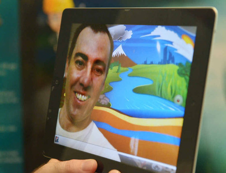 Teacher brings a great app to life | Augmented Reality in Education | Scoop.it