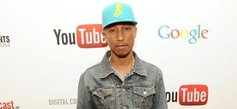 Pharrell contre YouTube | Commerce connecté, E-Commerce & vente en ligne, stratégie de commerce multi-canal et omni-canal | Scoop.it