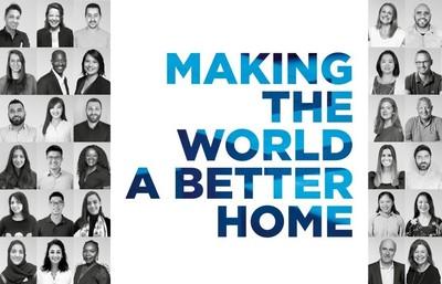 Notre raison d'être : Making the World a Better Home