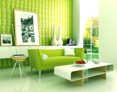 23 Wonderful Green Interior Design Ideas | Design | News, E-learning, Architecture of the future at news.arcilook.com | Architecture e-learning | Scoop.it