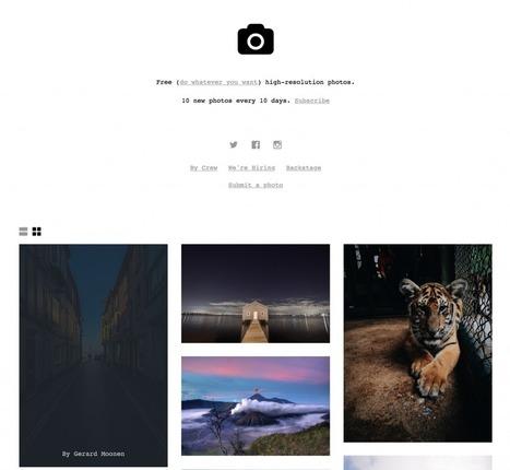 15 Best Sites for Open Source Images | Friprogsenteret | Scoop.it